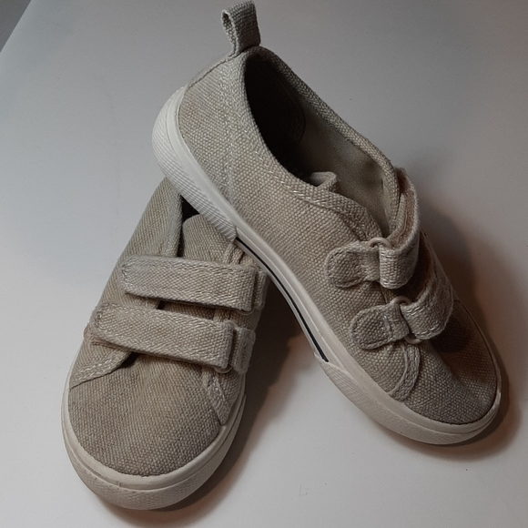 Carter's Other - ❤ Carter's Khaki Sneakers